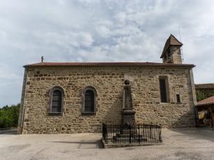 Church, St Prejet-Armandon