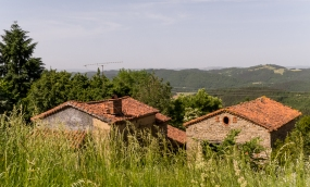 roofs at Cubelles
