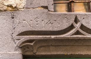 old house numbers, rue Sorel
