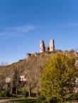 Domeyrat castle