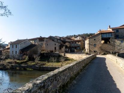 old bridge, lavaudieu
