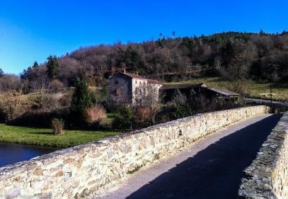 lavaudieu village